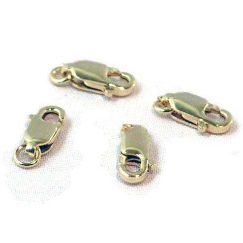14 K Gold Filled cartierslot, 10 mm, verpakt per stuk