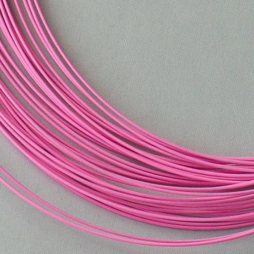 Spang, RVS, 45 cm, licht roze
