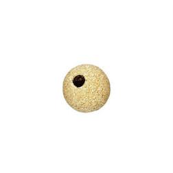 14 K Gold Filled kraal, 2 mm. Stardust, verpakt per 10 stuks